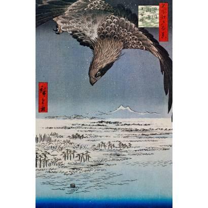 Фотообои Японская гравюра | арт.1779