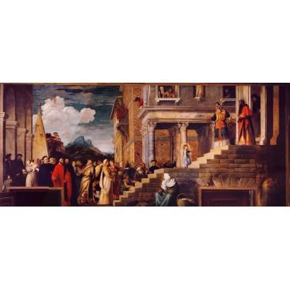 Фотообои Введение Девы Марии Во Храм | арт.18100