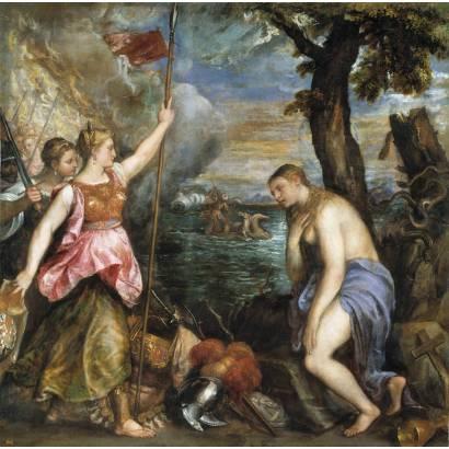 Фотообои Вера Охраняет Испанию | арт.18101