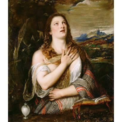 Фотообои Кающаяся Мария Магдалина | арт.18103