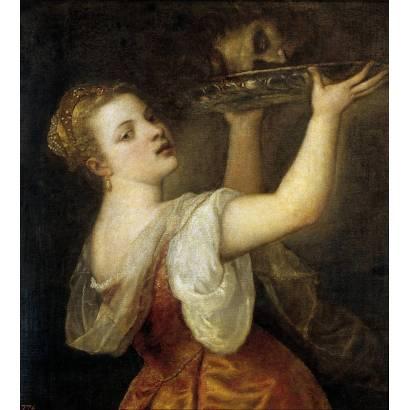 Фотообои Саломея С Головой Св.иоанна Крестителя | арт.18112