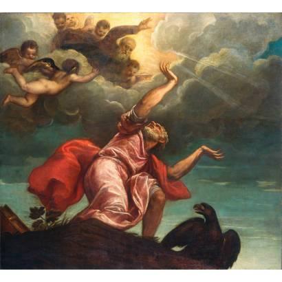 Фотообои Св.иоанн Евангелист На Патмосе | арт.18113