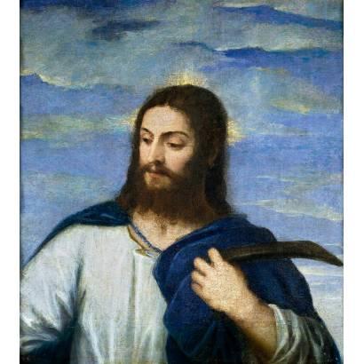 Фотообои Христос В Образе Садовника | арт.18116