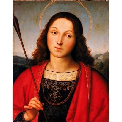 Фотообои Святой Себастьян | арт.1812