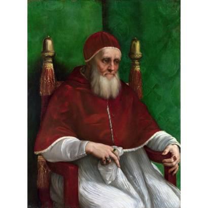 Фотообои Портрет Папы Юлия Ii | арт.18133