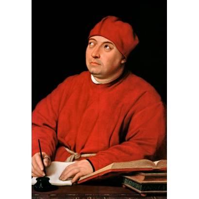 Фотообои Портрет Кардинала Томмазо Ингирами | арт.18136