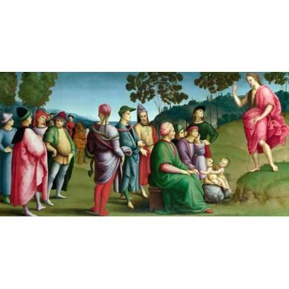 Фотообои Проповедь Св.иоанна Крестителя | арт.1814
