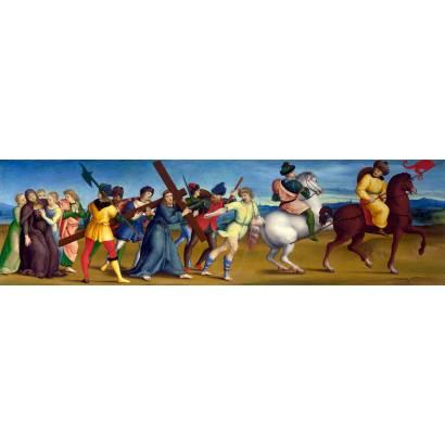 Фотообои Несение Креста | арт.1816