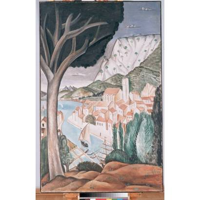 Фотообои Гавань В Провансе | арт.18167