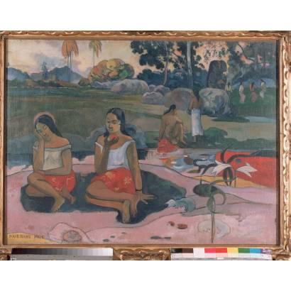 Фотообои Таитянские Пасторали | арт.18187