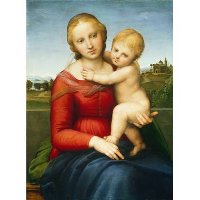 Фотообои Мадонна С Младенцем | арт.1819