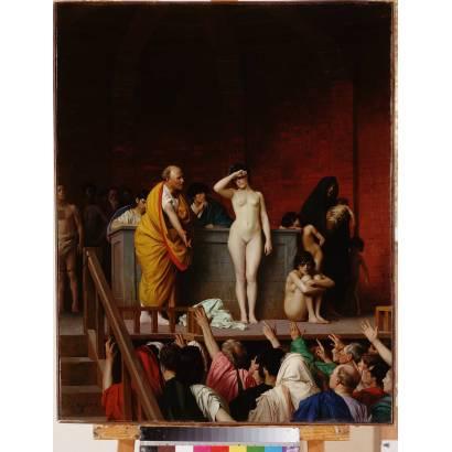 Фотообои Продажа Невольницы | арт.18194