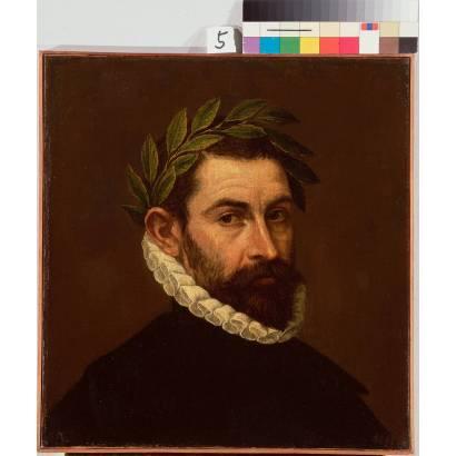 Фотообои Портрет Поэта Алонсо Эрсильи-И-Суньиги | арт.18201
