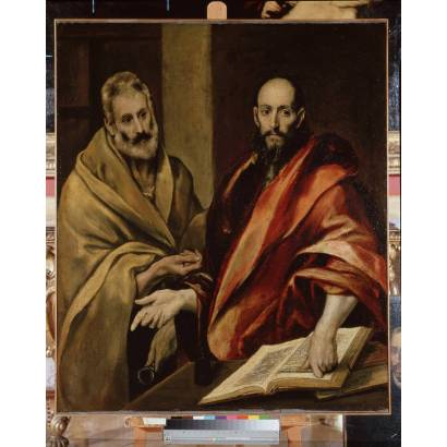 Фотообои Апостолы Петр И Павел | арт.18202