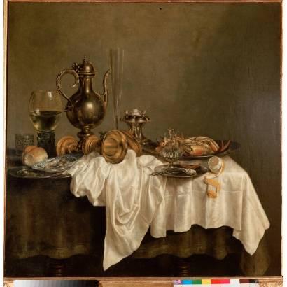Фотообои Завтрак С Крабом | арт.18206