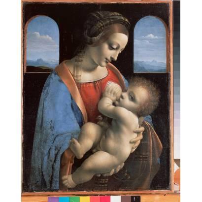 Фотообои Мадонна С Младенцем | арт.18217