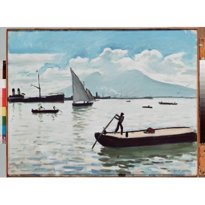 Фотообои Неаполитанский Залив | арт.18222