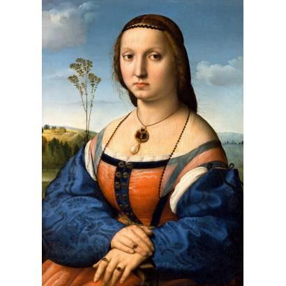 Фотообои Портрет Магдалены Строцци Дони | арт.1824