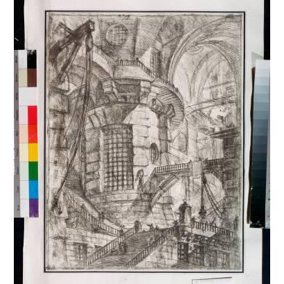Фотообои Круглая Башня | арт.18244