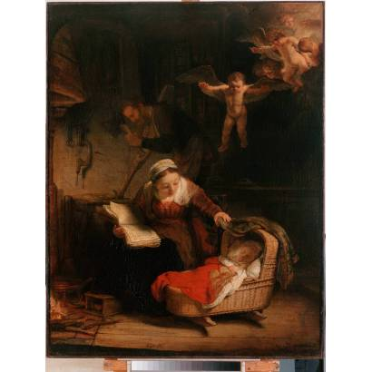 Фотообои Святое Семейство | арт.18252