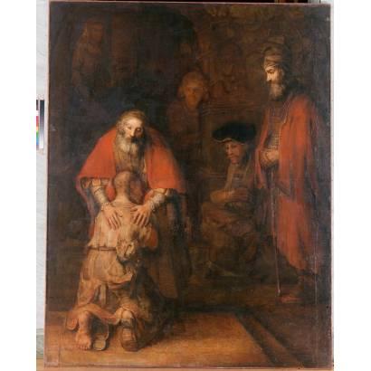 Фотообои Возвращение Блудного Сына | арт.18253