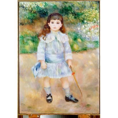 Фотообои Ребенок С Кнутиком | арт.18255