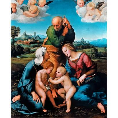 Фотообои Святая Семья Каннигиани | арт.1826