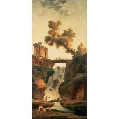 Фотообои Пейзаж С Водопадом | арт.18260