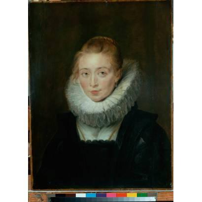Фотообои Портрет Камеристки Инфанты Изабеллы | арт.18266