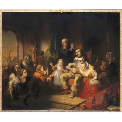 Фотообои Масляная живопись | арт.18302
