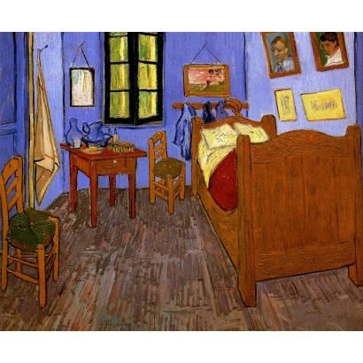 Фотообои Винсент Ван Гог - Комната Ван Гога | арт.18317