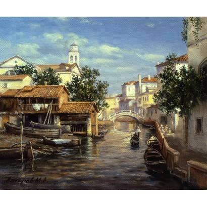 Фотообои Венеция. М Сатаров | арт.18335