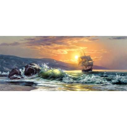 Фотообои Парусный корабль | арт.18337