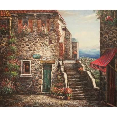 Фотообои Улочка | арт.18371