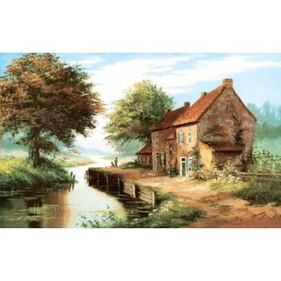Фотообои Берег реки | арт.18385