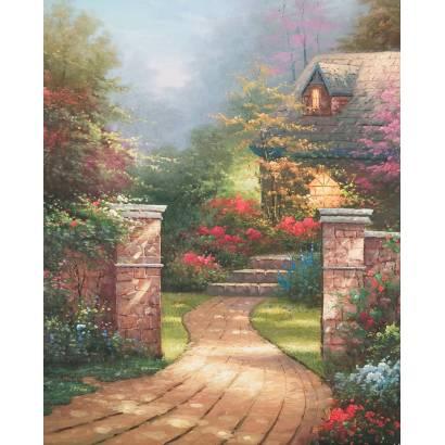 Фотообои Дорога к дому | арт.18387