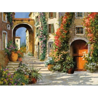 Фотообои Живописная улочка | арт.18406