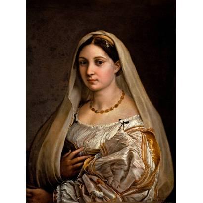 Фотообои Портрет Донны Велаты | арт.1841