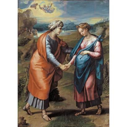 Фотообои Встреча Девы Марии И Елизаветы | арт.1843
