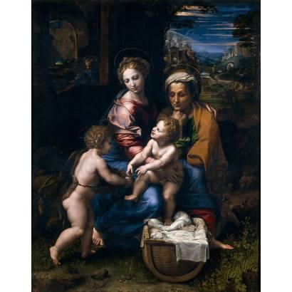Фотообои Святая Семья | арт.1846