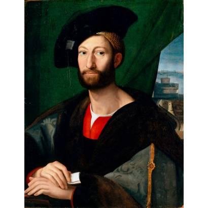 Фотообои Портрет Джулиано Де Медичи | арт.1848