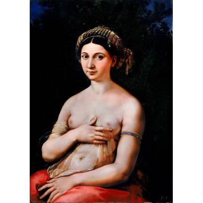 Фотообои Портрет Молодой Женщины | арт.185