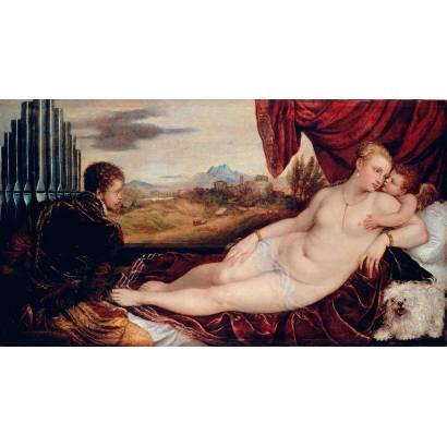 Фотообои Венера И Органист | арт.1859