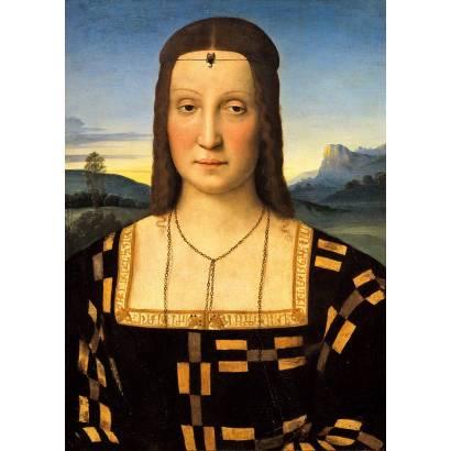 Фотообои Портрет Елизаветы Гонзаго | арт.187