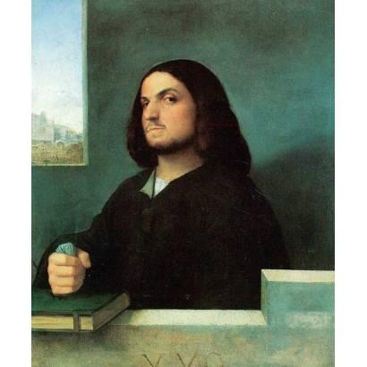 Фотообои Портрет Венецианского Дворянина | арт.1874
