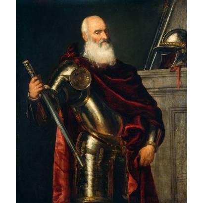 Фотообои Портрет Винченцо Каппелло | арт.1875