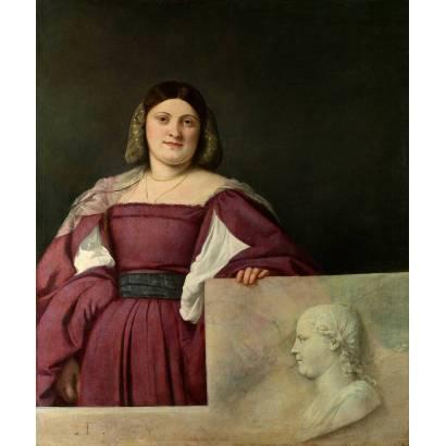 Фотообои Портрет Дамы | арт.1876