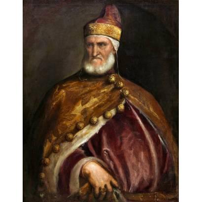 Фотообои Портрет Дожа Андреа Гритти | арт.1878