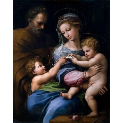 Фотообои Святое Семейство С Розой | арт.188