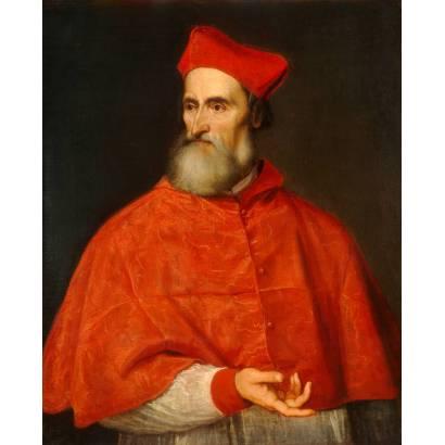 Фотообои Портрет Кардинала Пьетро Бембо | арт.1880
